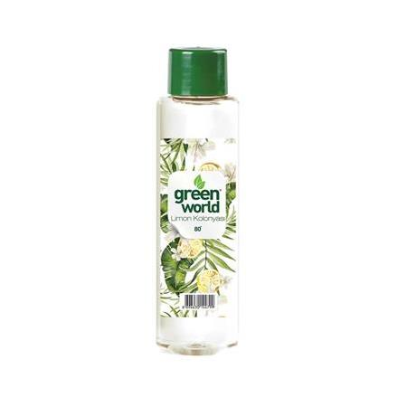 Green World 400 ml Kolonya  (12 Adet )