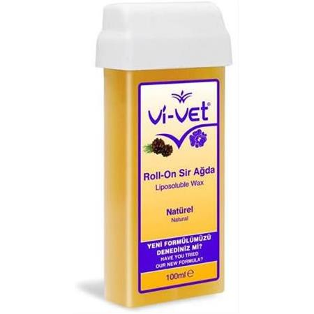 Vi-Vet Roll-On Sir Ağda 24'lü Naturel