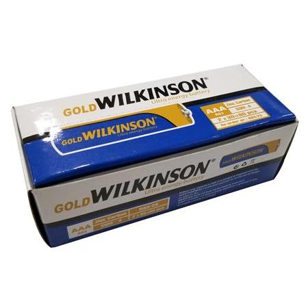 Wilkinson 60 (4x15) Adet İnce Pil AAA
